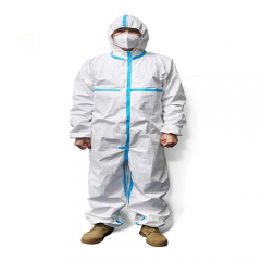 Disposable Protective Coverall (Not Sterile)