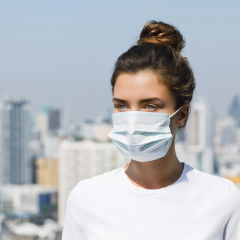 Disposable Face Mask (Non-medical Use)